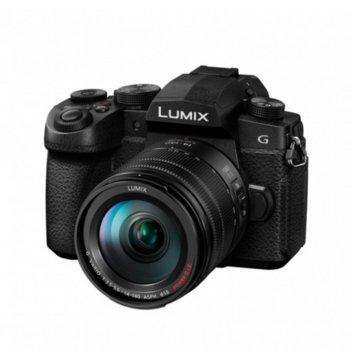 "Фотоапарат Panasonic Lumix G90 в комплект с обектив Panasonic 14-140mm f/3.5-5.6 POWER OIS, 20.3 Mpix, 3.0"" (7.62cm) дисплей, Wi-Fi, Bluetooth, USB, HDMI, SDXC слот image"