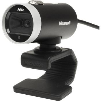 Уеб камера Microsoft LifeCam Cinema, микрофон, 720p HD, 30 fps, USB image