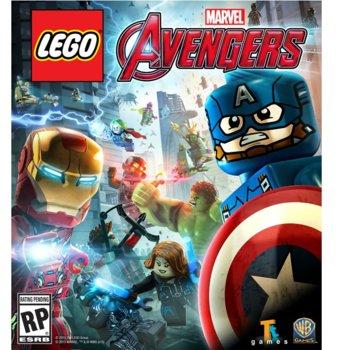 Игра за конзола LEGO Marvels Avengers, за PS4 image
