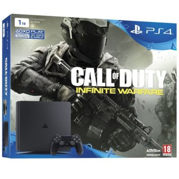 PlayStation 4 Slim Call of Duty: Infinite Warfare  product