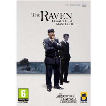 The Raven: Legacy of a Master Thief product