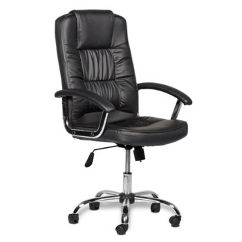 Директорски стол Carmen 6081, черен image
