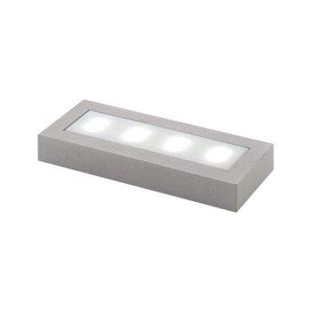 LED панел за стена, ORAX LWLHLH02101CW, 0.75W, DC 12V, Студено бяла image
