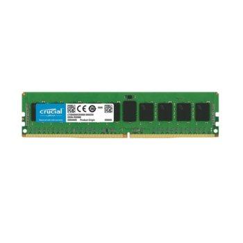 Памет 8GB DDR4 2666MHz, Crucial CT8G4RFD8266, ECC RDIMM, 1.2V, памет за сървър image