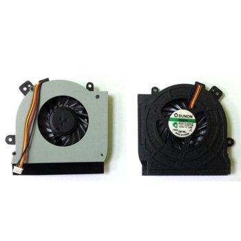 Вентилатор за лаптоп, съвместим с Lenovo Y400 Y500 image