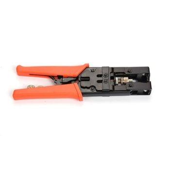 Клещи TT-5082R, за кримпване на компресионни BNC и F конектори image