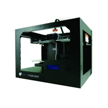 3D принтер, Sky-Tech SKYMAKER-A1, Single Extruder, Single color image