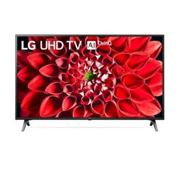"""Телевизор LG 55UN71003LB, 55"""" (139.7 cm) 4K/UHD HDR Smart TV, DVB-T2/C/S2, Wi-Fi, LAN, Bluetooth, 3x HDMI, 2x USB image"""