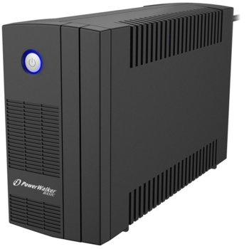 UPS PowerWalker VI 650 SB, 650VA/360W, Line Interactive image