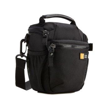 Чанта за фотоапарат Case Logic BRCS-101, за безогледална камера с обектив, полиестер, черна image