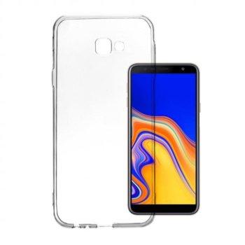Калъф за Samsung Galaxy A30s, термополиуретанов, 4Smarts Invisible Slim, прозрачен image