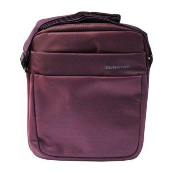 "Чанта за лаптоп (45233) до 10.26"" (26.06cm), лилав  image"