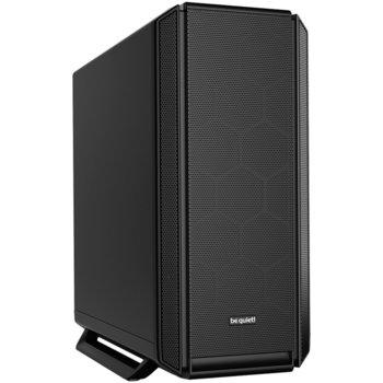 Кутия Be Quiet Silent Base 802, EATX/ATX/Micro-ATX/Mini-ITX, 2x USB 3.0, 1x USB Type-C, черна, без захранване image