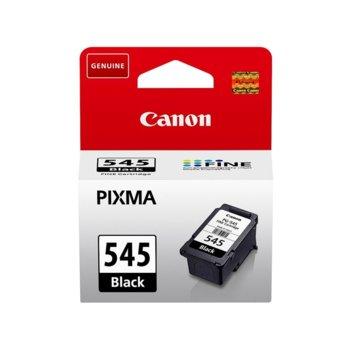 ГЛАВА CANON PIXMA MG2450/MG2550 - Black ink cartridge - PG-545 - P№ 8287B001 - заб.: 8ml. image