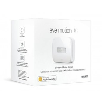 Детектор за движение (PIR) Apple Elgato Eve Motion, Bluetooth, бял image