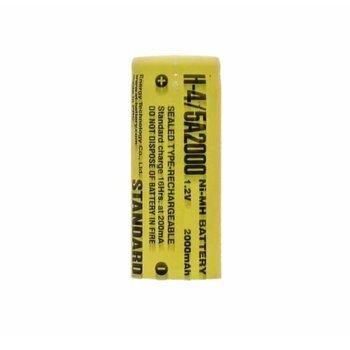 Акумулаторна батерия Energy Technology 4/5A2000 H, 4/5A, 1.2V, 2000mAh, NiMH, 1 бр. image