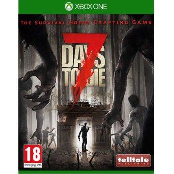 Игра за конзола 7 Days To Die, за Xbox One image