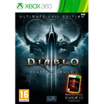 Diablo III: Ultimate Evil Edition product