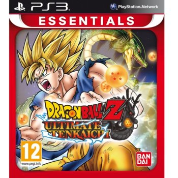 Dragon Ball Z: Ultimate Tenkaichi product