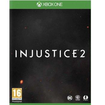 Игра за конзола Injustice 2, за Xbox One image