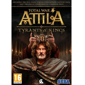 Total War: ATTILA: Tyrants and Kings product