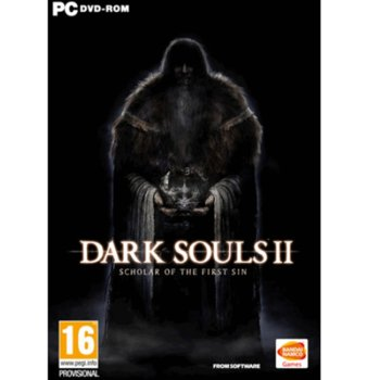 Dark Souls II: Scholar of the First Sin product
