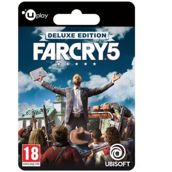 Игра Far Cry 5 Deluxe Edition (електронна доставка), за PC image
