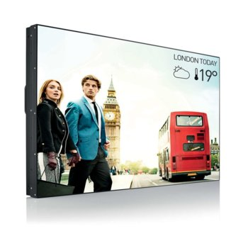 "Публичен дисплей Philips 49BDL3005X/00, 48.5"" (123.19 cm) Full HD, DisplayPort, HDMI, VGA, DVI-D, USB, RS232 image"
