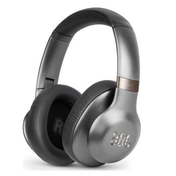 Слушалки JBL Everest Elite 750NC, безжични, микрофон, до 15 часа работа, сиви image