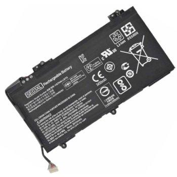 Батерия (заместител) за лаптоп HP Pavilion, съвместима с 14-AL***, 11.55V, 41Wh image