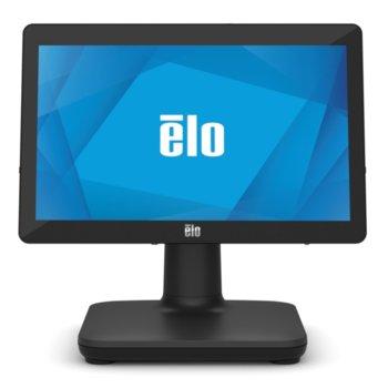 """Тъч компютър Elo E936163 EPS15H5-2UWA-1-MT-8G-1S-W1-64-BK, шестядрен Coffee Lake Intel Core i5-8500T 2.1/3.5 GHz, 15.6"""" (39.62 cm) Full HD Anti-Glare Display, 8GB DDR4, 128GB SSD, 3x USB 3.0, Windows 10 image"""