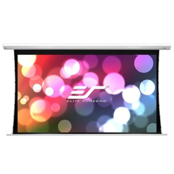 "Екран Elite Screens Saker SK100NXW-E12, за стена, White, 2154 x 1346 мм, 100"" (254 cm), 16:10 image"