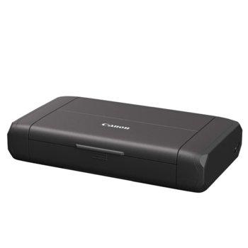 Мастиленоструен принтер Canon PIXMA TR150, преносим, цветен, 4800 x 1200 dpi, 20 стр/мин, Wi-Fi, USB, А4 image