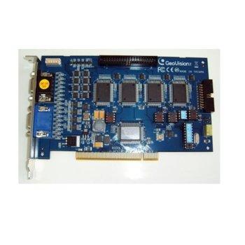 DVR платка GeoVision GV-800/16, PCIe x16, 100fps, MPEG4/H.264/V2, до 16 видео канала image
