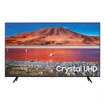 "Телевизор Samsung UE65TU7072UXXH, 65"" (165,1 cm) LED Smart TV, UHD/4K, DVB-T2CS2, LAN, Bluetooth 4.2, Wi-Fi, 2x HDMI, 1x USB image"