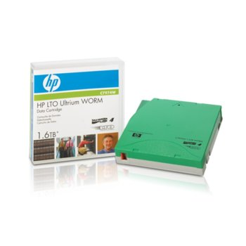 Aрхивиращo устройствo, HP C7974W, LTO-4 Ultrium, 12.65 mm/820 m, 1.6TB image