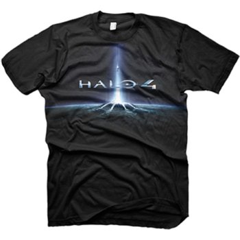 Тениска Halo 4, The Stars, Size L image