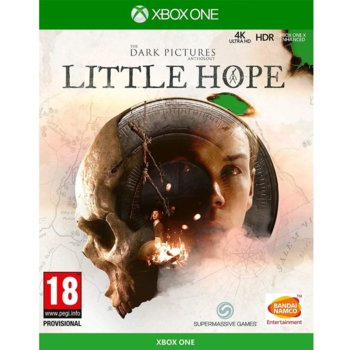 The Dark Pictures: Little Hope Xbox One product