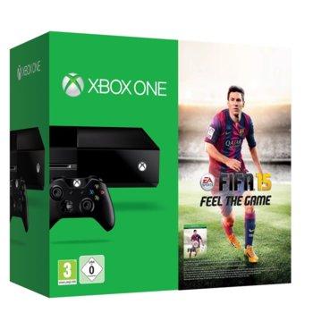 Microsoft Xbox One FIFA 15 500GB product