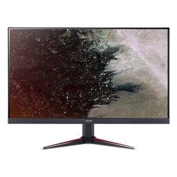 "Монитор Acer Nitro VG270bmiix (UM.HV0EE.001)(мостра), 27"" (68.58 cm) IPS панел, 75 Hz, Full HD, 1 ms, 100M:1, 250 cd/m2, HDMI,VGA image"