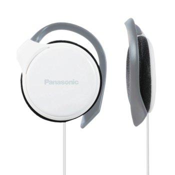 Слушалки за спорт Panasonic RP-HS46E-W - бели product