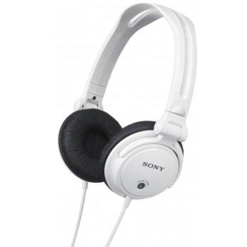 Sony Headset MDR-V150 white product