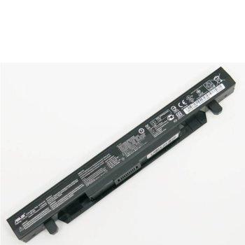 Батерия (оригинална) за лаптоп Asus, съвместима с модели GL552J/GL552JX/GL552V/GL552VW/ZX50JX/ZX50VW ROG GL552J/GL552JX/GL552V/GL552VW/ZX50JX, 4-cell, 14.4, 3333mAh image