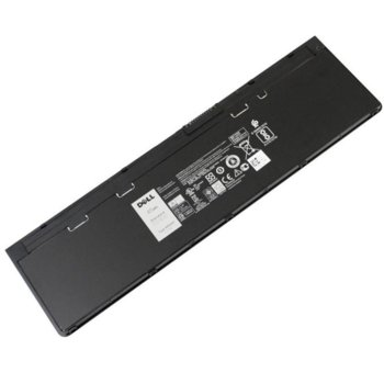 Батерия (оригинална) за лаптоп Dell, съвместима с DELL Latitude 12 7000-E7240/E7240/E7240 Touch Series/E7250, 4-cell, 7.4V, 6000mAh image