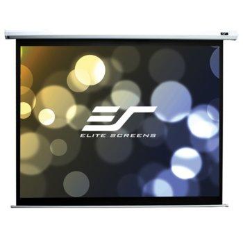 """Екран Elite Screen ELECTRIC106NX Spectrum Series, за стена, MaxWhite, 2286 x 1430 мм, 106"""" (269.24 cm), 16:10 image"""