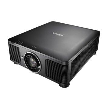 Проектор Vivitek DU8190Z, DLP, 3D Ready, WUXGA (1920x1200), 10 000:1, 10000 lm, 2x HDMI, VGA, DVI-D, RJ-45, черен image