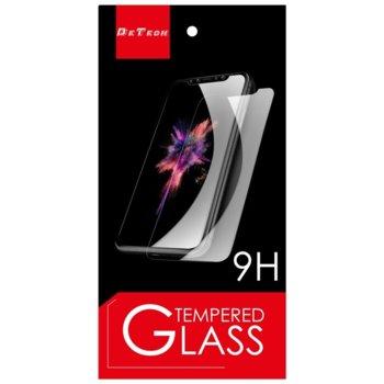 Протектор от закалено стъкло /Tempered Glass/, DeTech 52513, за Huawei P30 Lite image