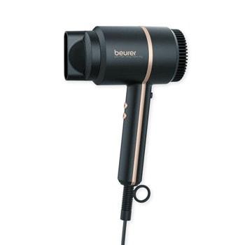 Сешоар Beurer HC 35, 2 скорости, 3 настройки за нагряване, йонна функция, 2000 W, черен image