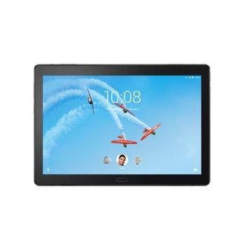 "Таблет Lenovo Tab P10 (черен), LTE, 10.1"" (25.65 cm) Full HD IPS дисплей, осемядрен Snapdragon 450 1.8 GHz, 4GB RAM, 64GB Flash памет, 8.0 & 5.0 Mpix камера, Android Oreo, 440 g image"