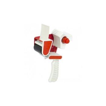 Машинка за тиксо, работи с тиксо с ширина 48мм или 50мм, бяла image